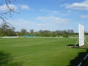 bromley common cricket club  marathon cc  sa geograph britain  ireland