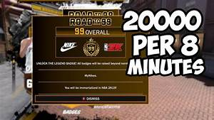 NBA 2K18 Instant 99 Overall Glitch Tutorial NEW PS4