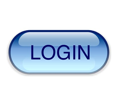 Login Images Login Button Blue Png Www Imgkid The Image Kid Has It
