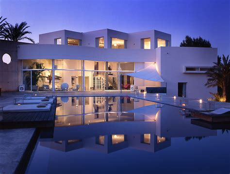 minimalist yet comfy house in ibiza spain decoholic