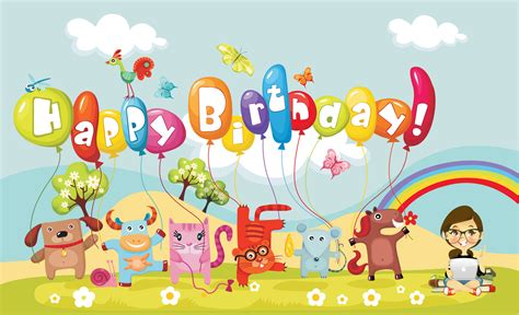Wallpaper Of Birthday Card by Happy Birthday Wallpaper Hd