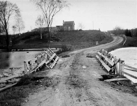 bell siege social pont tour du lac à st adolphe d 39 howard dans le comté d