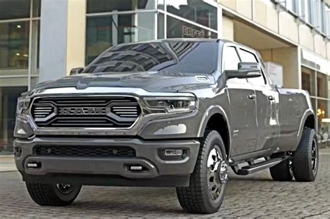 2020 Dodge Ram by 2020 Dodge Ram Megacab 3500 Dually Dodge Trucks New