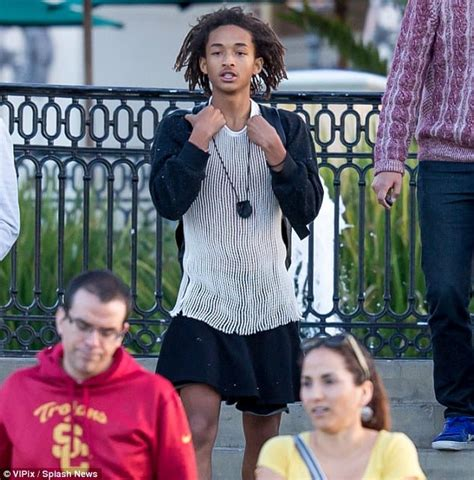 Jaden Smith Closet by Jaden Smith Comes Out Of The Closet Dressed As A