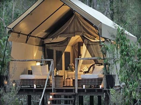 #treehouse #tents # Outdoor Living Cool Tree Houses Roof