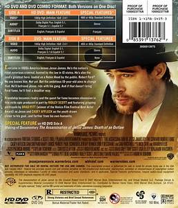 News: The Assassination of Jesse James (US - DVD R1   HD ...