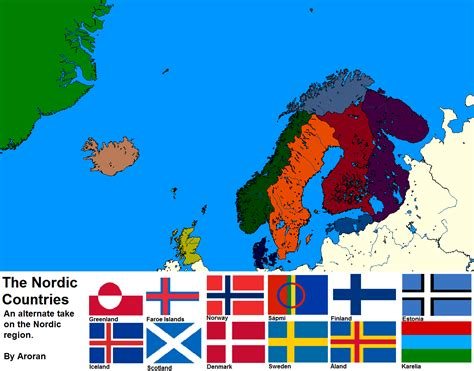 Which For The Nordic Countries Image Gallery Nordic Countries