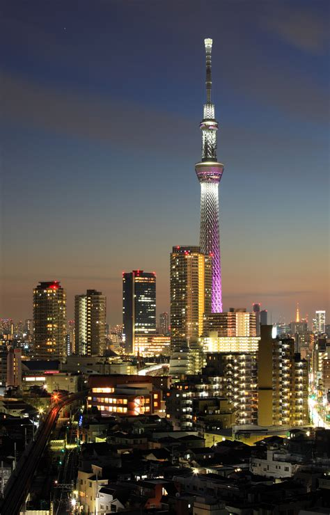 Tokyo Skytree | Tokyo, Japan Attractions - Lonely Planet