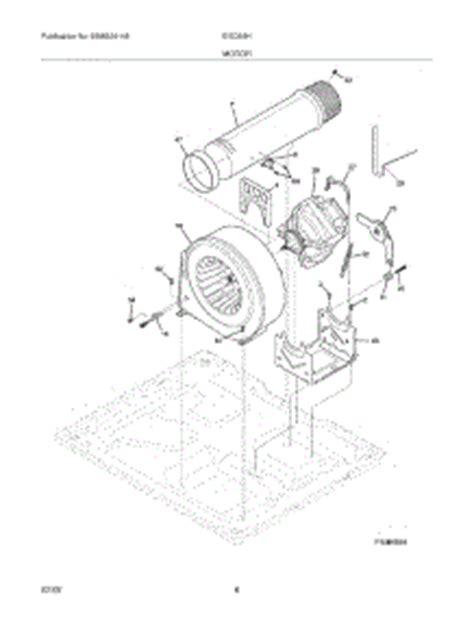 parts for electrolux eied55hiw0 dryer appliancepartspros