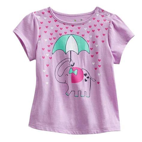 jumping beans cotton kids baby infants girl short sleeve