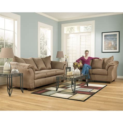 rent to own furniture darcy sofa loveseat set