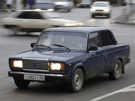 The Price Of Russia's Most Popular Car The Lada Jumps Due