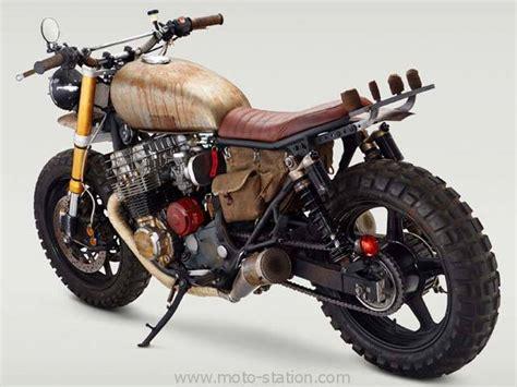 Voici La Honda De Daryl Dixon