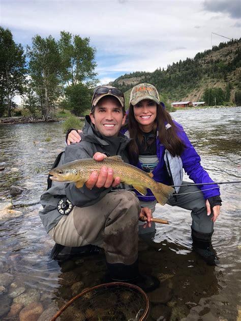trump donald jr fishing