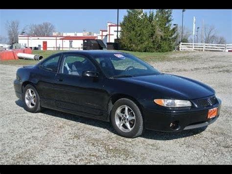 2002 Pontiac Grand Prix GT Coupe For Sale Dealer Dayton