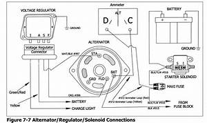 Voltage Regulator Diagram