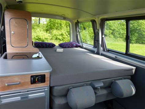 Kit Amenagement Camping Car Renault Trafic