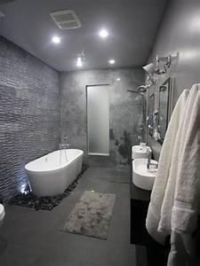 Wandfarbe Für Bad : badezimmer graue m bel ~ Michelbontemps.com Haus und Dekorationen