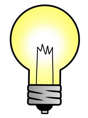 Drawing A Cartoon Light Bulb