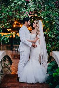 romantic puerto rican wedding at hacienda siesta alegre With puerto rican wedding dress