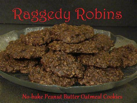 raggedy robins  bake cookies mom bakes