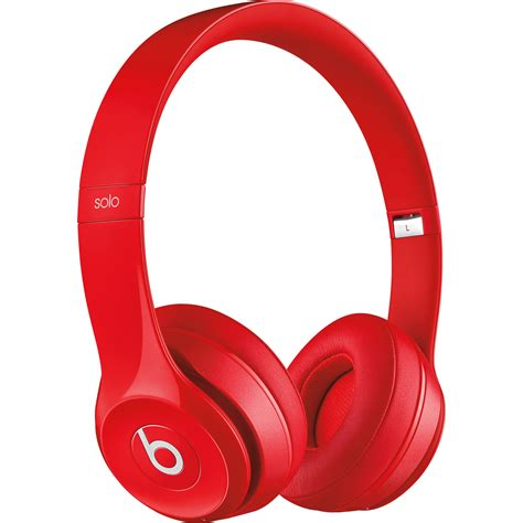 Beats by Dr Dre Solo2 Wireless OnEar Headphones (Red