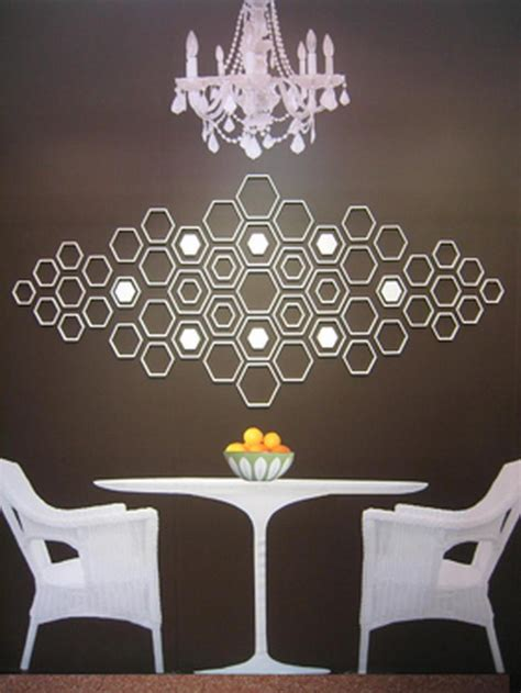 wall decor idea  blank wall midcityeast