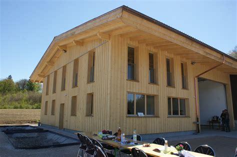 Oekologisch Bauen by News Tag Der Offenen T 252 R Walser Bau Gmbh Thurgau