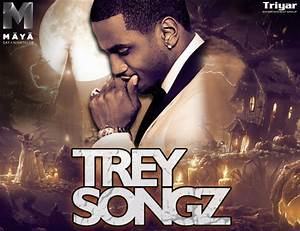 Trey Songz at Maya Day and Nightclub
