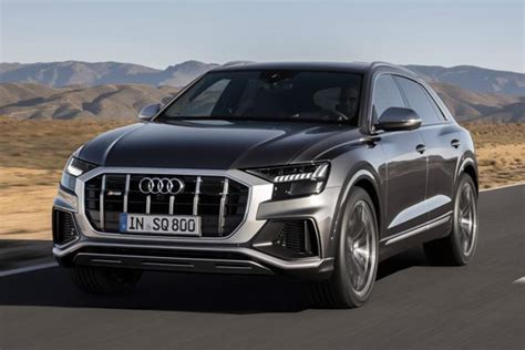 audi sq8 launches with massive diesel power carbuzz