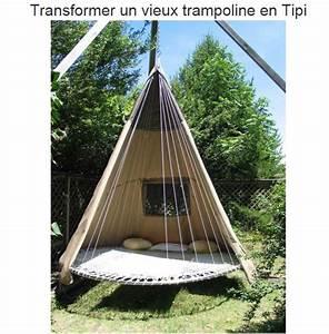 Prix D Un Trampoline : que faire d 39 un ancien trampoline ~ Dailycaller-alerts.com Idées de Décoration