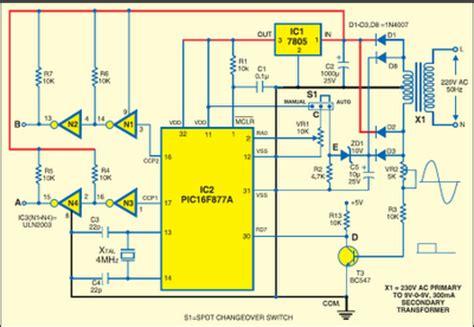 circuit designing firmware development smart voltage