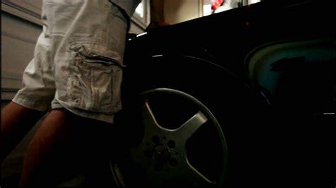 mercedes benz  front suspension noise youtube