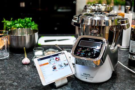 Die Einführung Der Krups I-prep&cook Gourmet Xl Küchenmaschine