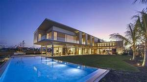 11000 Square Foot Contemporary Waterfront Mansion In The