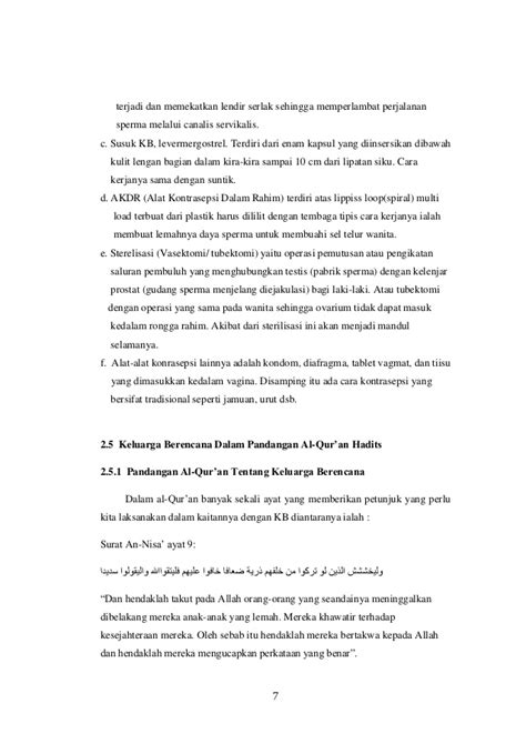 makalah konsep keluarga dalam pandangan islam
