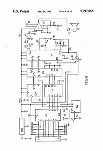 patent us5097856 electronic talking stick for the blind With ultrasonic range finder regular device free electronic circuits