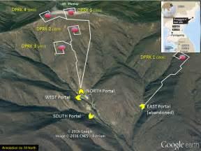 North Korea Tunnel Location