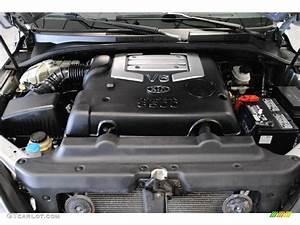 2005 Kia Sorento Lx 4wd 3 5 Liter Dohc 24