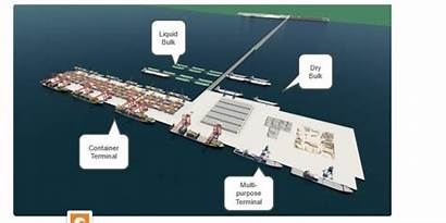 Port Terminal Indonesia Operation End Energy