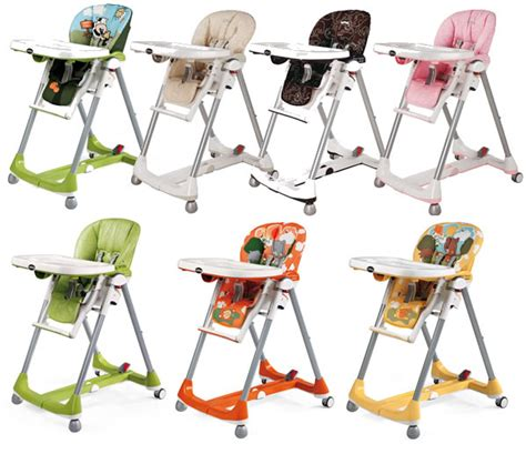Peg Perego Prima Pappa Diner High Chair by Peg Perego Prima Pappa Diner High Chair Design Selectable