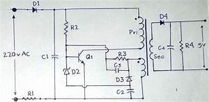 Mobile Charger Circuit Diagram  100