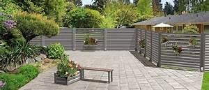 Jardinière Brise Vue : nice brise vue avec jardiniere 9 impressionnant brise ~ Premium-room.com Idées de Décoration