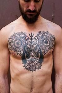 Chest Tattoos for Men - Men's Tattoo Ideas