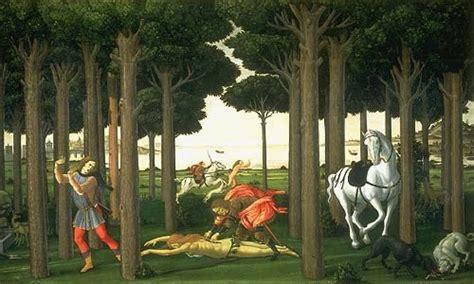 imagine  human figures vanishing  painting masterpieces