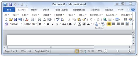 word tools difference of tools menu between word 2003 word 2007 and