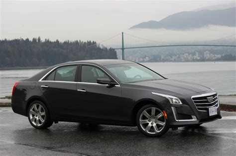 Cts Reviews by Review 2015 Cadillac Cts Luxurycarmagazine En