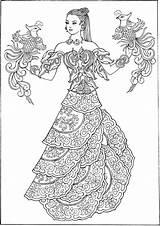 Coloring Adult Dover Publications Creative Grown Printable Haven Fashions Sheets Sample Doverpublications Welcome Samples Ups Färgläggningssidor Målarböcker Och Colorful Utskrivbara sketch template