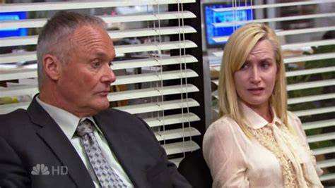 angela the office pin the office creed on