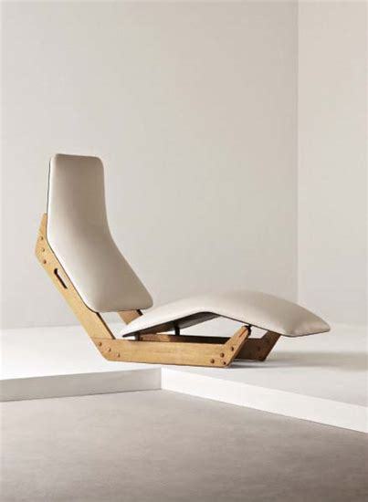 chaise tapiovaara 1955 longue chair dolphin by ilmari tapiovaara for